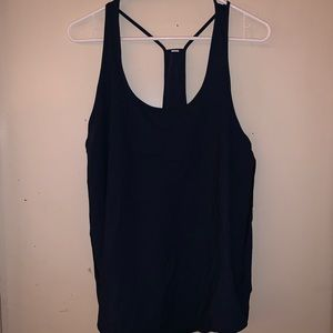 Lululemon Navy Blue Tank